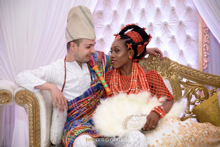 Nigerian-Romanian=Multicultural-Wedding