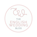 English Wedding Blog Logo